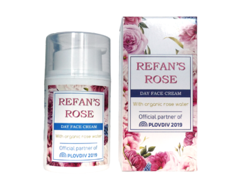 Day Face Cream Refan's Rose
