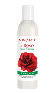 BODY LOTION A ROSE FROM BULGARIA REFAN