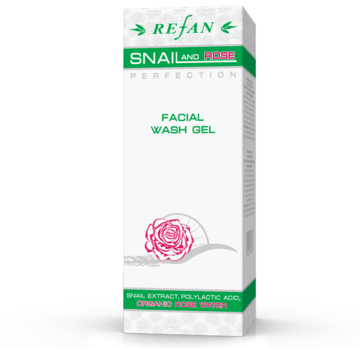 SNAIL & ROSE PERFECTION Facial Wash Gel