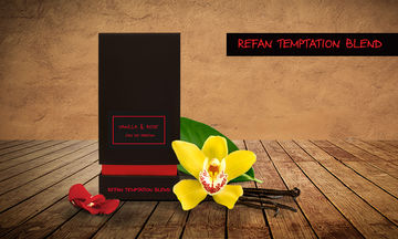 REFAN TEMPTATION BLEND VANILLA & ROSE