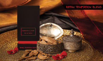 REFAN TEMPTATION BLEND AGARWOOD & ROSE