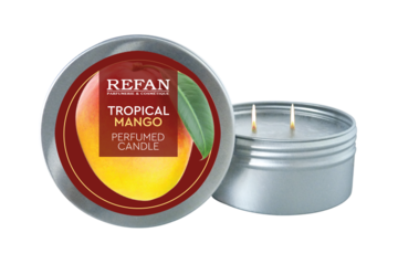 Perfumed candle Tropical Mango