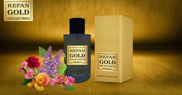 REFAN GOLD COLLECTION WOMEN EAU DE PERFUM REFAN  GOLD WOMEN  191