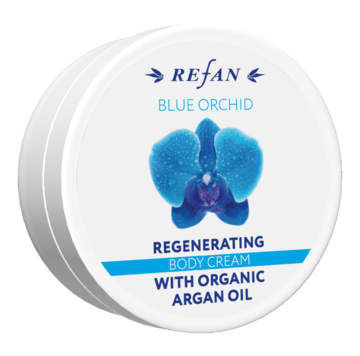 Blue Orchid Regenerating body cream