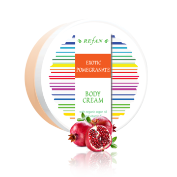 Крем для тела Exotic pomegranate