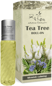 Tea Tree Beruhigendes anti-pickel-roll on