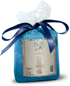 Bath salts Mint -1 kg