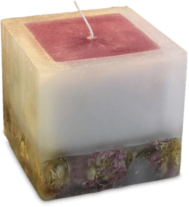 Candles Aromatherapy candles Queen Rose